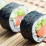 w Krakowie jest wiele restauracji sushi- polecamy Zen